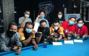 Atlet Biliar Handicap 4 Juarai 9 Ball Open Tournament di Pekanbaru