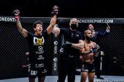 Dua Ex Petarung UFC Keok di Tangan Jagoan ONE Champhionship