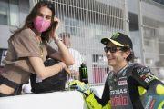 Francesca Pacar Valentino Rossi Blak-blakan Tubuhnya Diraba-raba