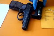 Garang Saat Todongkan Airsoft Gun, Pria Ini Tertunduk Malu Saat Diringkus Polisi