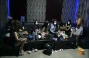 Wanita-wanita Seksi Terjaring Razia, 7 Orang Positif Konsumsi Psikotropika