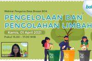 BCA Ajak Desa Binaan Lestarikan Lingkungan Lewat Pengelolaan Sampah