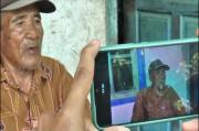 Pelembang Gempar, Motor dan Kotak Es Krim Milik Kakek 74 Tahun Digasak Maling Saat Dipakai Jualan