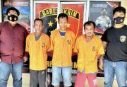 Tiga Pelaku Pembakaran Lahan di Muratara Ditangkap, Dua Lainnya Buron
