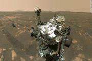 Teknologi Pun Bisa Narsis, Perseverance Foto Selfie Bareng Ingenuity di Mars