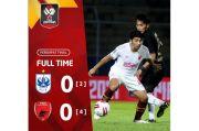Piala Menpora 2021: PSM Eliminasi PSIS Lewat Drama Adu Penalti