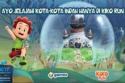 Serunya Berlari Lintasi Kota yang Indah di Game Kiko Run, Mainkan Hanya di Aplikasi RCTI+!