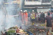 Kebakaran di Pasar Kambing Tanah Abang Telah Terjadi 3 Kali
