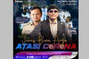 Ini Jurus Bima Arya Tangani Corona, Simak Ngobrol Bareng Gus Miftah Pukul 21.00 WIB