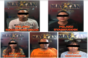 Aniaya Korban hingga Tewas, 5 Orang Ditangkap Polisi di Batam