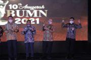 Anugerah BUMN 2021, Pupuk Indonesia Raih Best Corporate & Best CEO BUMN