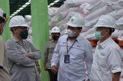 Ke Palembang, Wamentan Harvick Terus Pantau Kesiapan Pupuk Subsidi