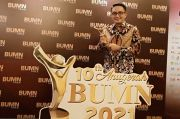 Jakarta Industrial Estate, BUMN Terbaik dalam Transformasi Bisnis & Organisasi