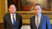 Inggris Tawarkan Perlindungan pada Duta Besar Myanmar untuk London