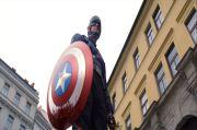 Tameng Captain America Ternoda di Episode 4 Falcon & Winter Soldier