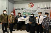 BP Jamsostek Beri Santunan Kematian Panwas Ad Hoc Kota Depok Rp42 Juta