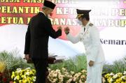 Lantik Bupati Kudus, Ini Pesan Gubernur Ganjar Pranowo