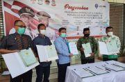 Pengembang Perumahan di Makassar Serahkan Aset PSU Senilai Rp345 Miliar