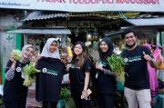 Milenial Makassar Luncurkan Growtani, Bikin Warga Lebih Mudah Belanja di Pasar