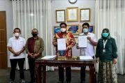 Pegawai Non ASN Pemkab Maros Kini Dilindungi BPJS Ketenagakerjaan