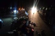 Tabrakan Dua Sepeda Motor di Access Road Inalum Batubara, 1 Tewas 2 Luka Parah