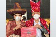 Vice Presiden KAI dan Istri Dapat Marga Purba dan Tarigan