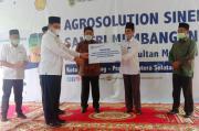 Perluas Program Agrosolution, Pusri Gandeng Ponpes se-Sumsel