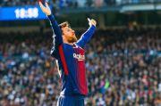 Jelang El Clasico, Ketergantungan Barcelona pada Messi di Level Terbaik
