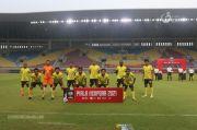 Persija Akan Bentrok Barito di Stadion Kanjuruhan, Malang Malah Diguncang Gempa