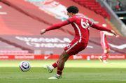 Liverpool Menang Dramatis Lawan Aston Villa, Merapat ke Posisi 4 Besar