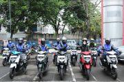 Yamaha Tantang Media, Konsumen, dan Komunitas Gear 125 City Touring di Jakarta