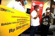 BTN Peduli Korban Bencana Badai Siklon Seroja di NTT