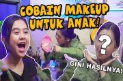 Gunakan Makeup Anak-Anak, Bagaimana Penampilan Ziva Magnolya?
