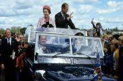 Deretan Koleksi Mobil Mewah Pangeran Philip, Ada yang Dilengkapi dengan Kaca Rias