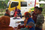 Bantu Korban Bencana di NTT, Indosat Luncurkan Mobil Klinik