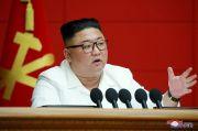 Kim Jong-un Bandingkan Ngerinya Ekonomi Korut dengan Kelaparan 1990-an