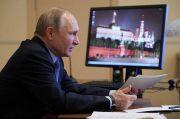 Putin Sampaikan Belasungkawa pada Jokowi atas Banjir Bandang NTT