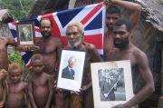 Di Vanuatu, Sosok Pangeran Philip Disembah seperti Dewa