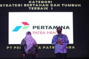 Pertamina Patra Niaga Raih 4 Penghargaan dalam Anugerah BUMN 2021