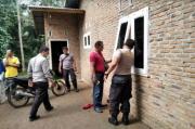 Bawa Kabur Hp Xiomi, Pencuri Ini Ketinggalan Motornya Tak Jauh dari Rumah Korban