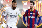 Susunan Pemain Real Madrid vs Barcelona: Pertunjukan Predator Maut La Liga