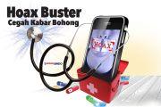 Stop Kabar Bohong, Jadilah Hoax Buster!