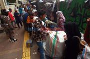 Jelang Ramadhan Pasar Tanah Abang Dipadati Pengunjung, Kasatpol PP: Perketat Prokes