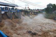 Bendung Katulampa Siaga 3, Warga Jakarta Diminta Waspada Banjir