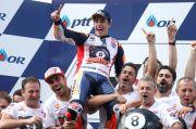Siap Ngebut di Portugal, Bagaimana Peluang Marquez Juara MotoGP Tahun Ini?