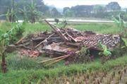 Tragis! Gubuk Berteduh Ambruk, 2 Buruh Tani di Cianjur Meregang Nyawa