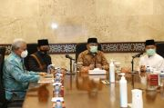 Terbatas, Masjid Istiqlal Gelar Salat Tarawih Selama Ramadhan
