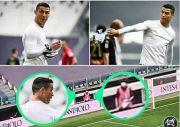 Andrea Pirlo Bela Aksi Ronaldo Lempar Jersey Juventus