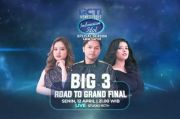 Malam Nanti, Tiga Besar Indonesian Idol Berebut Tiket ke Grand Final