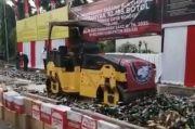 Jelang Ramadhan, Kabupaten Bekasi Musnahkan 10.195 Botol Miras